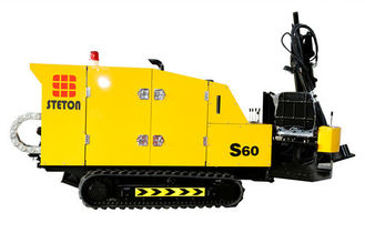 S60 6Ton HDD Drilling Machine With Simple Electric Circuit Design